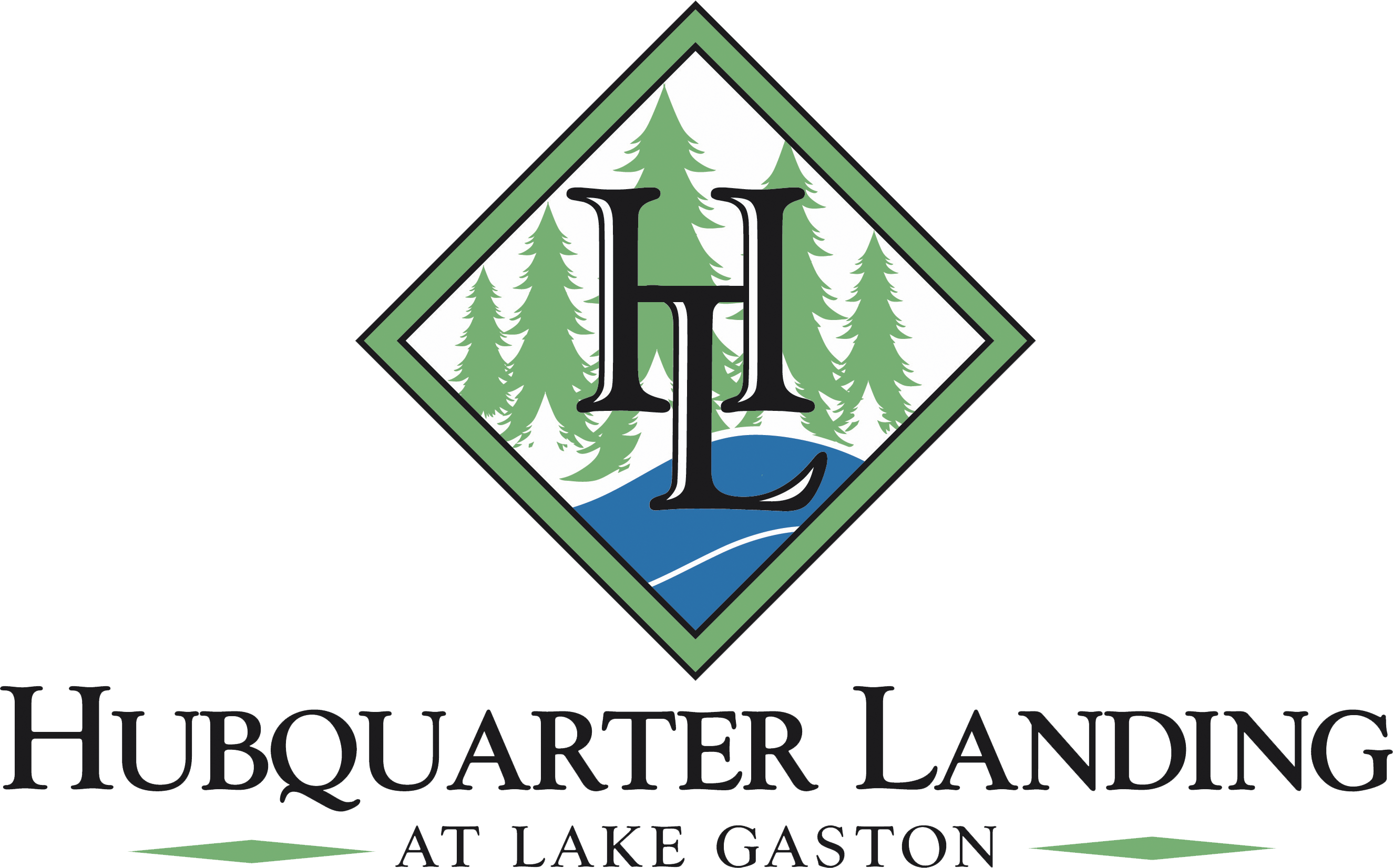 Hubquarter Landing at Lake Gaston - Luxurious lakefront Real Estate
